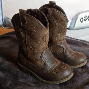 Cowboy boots size 7